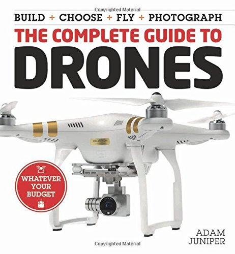 Top 10 Best Drone Flying and Drone Photography Books - 2019