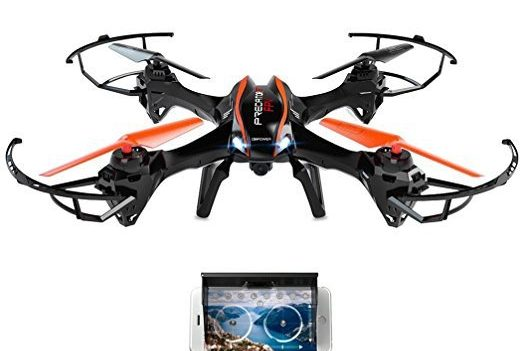 Top 10 Best Drones with Smartphone Control & Apps- 2019